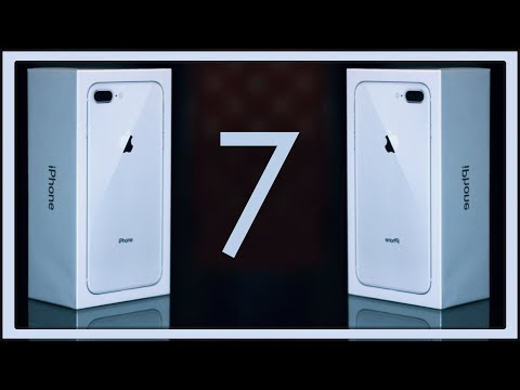 Unboxing iPhone 7 Plus 128GB Silver