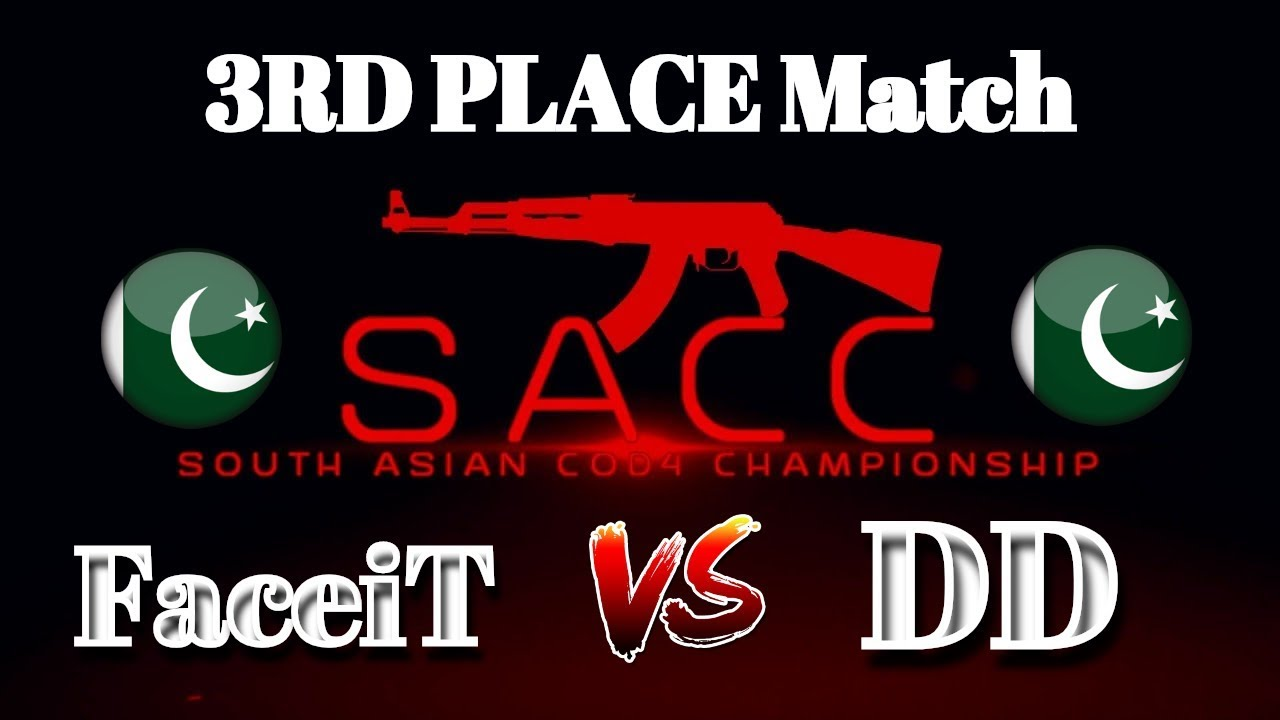 faceiT e-Sports (PAK) vs Da Dominatorz (PAK)   SACC2018   Match for 3rd Place