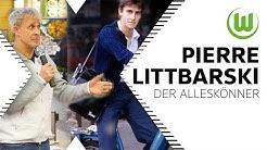 Pierre Littbarski - Weltmeister, Kind der Bundesliga & Markenbotschafter beim VfL Wolfsburg
