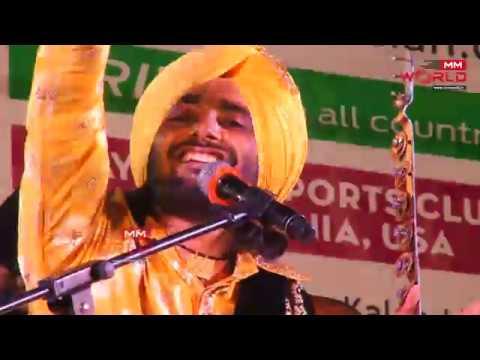 Udaarian  - Tumhe Dillagi - Satinder Sartaaj - Live Rurrka Kalan