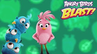 Angry Birds Blast - Rovio Entertainment Oyj Level 50 Walkthrough