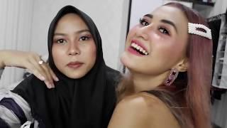makeup challenge Kok Gini!!!! Wkwkwk