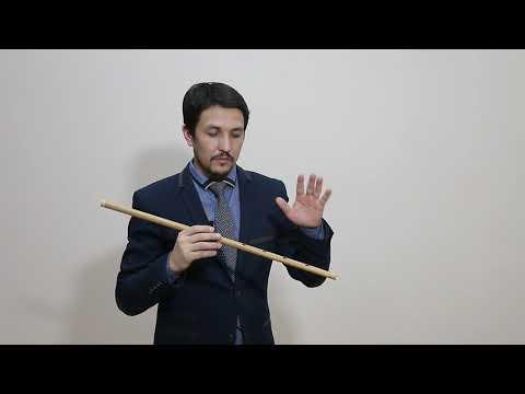 Видео урок как играть на курае