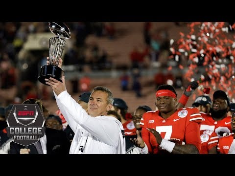 Urban Meyer ends coaching career in 2019 Rose Bowl win vs. Washington | College Football Highlights