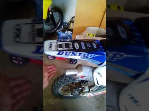 All Balls Rear Wheel Spacer Kit For Yamaha YZ 250 2004 04 Motocross Enduro New