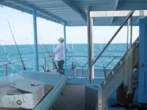 Fishing On The Double Eagle, Clearwater Florida