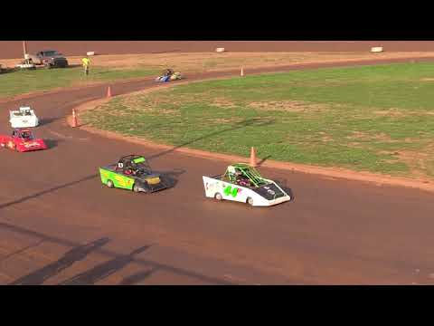 Ohio Valley Speedway Mini Wedge Feature 6-16-18
