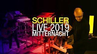 """SCHILLER Live 2019 // """"Mitternacht"""" // 4K"""