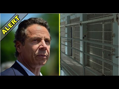 """GOVERNOR ANDREW CUOMO LON NEW YORK """"I'M GOING TO MAKE IT LAW""""!"""