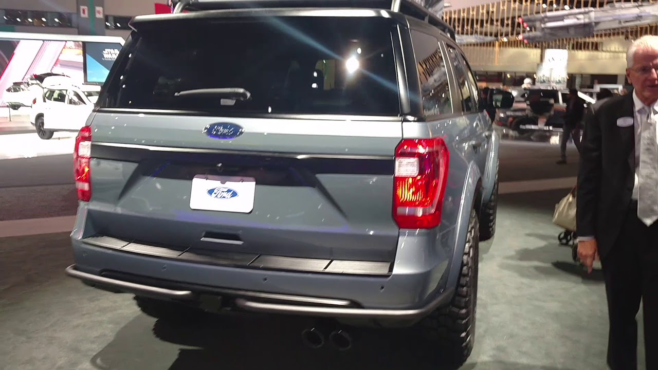 2018 Ford Expedition Lifted & Modified - YouTube