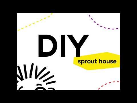 Baby Einstein DIY Sprout House