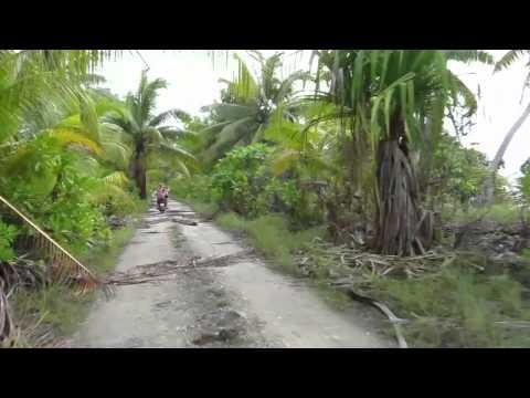 Butaritari Scooter Journey