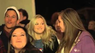 Family Dinner Christmas 2013 - Olivia Holt, Luke Benward, Dove Cameron, etc.