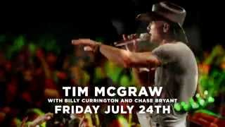 2015 Country Megaticket at Cricket Wireless Amphitheater