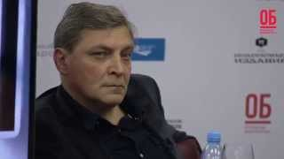 Александр Невзоров и Олег Кашин. «Срок годности русской литературы»