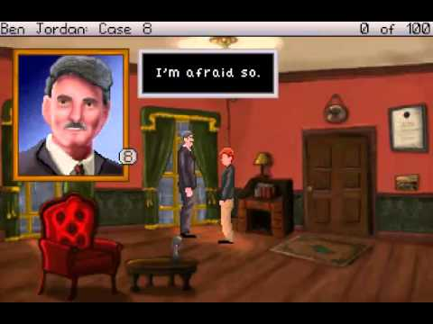 Let's Play Ben Jordan, Case 8: Relics of the Past - Part 1 - The British Invasion