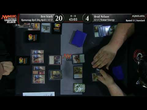 Magic the Gathering Grand Prix Atlanta 2017 Round 15