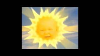 Here come the Teletubbies with new Sun Baby Clips Part 6