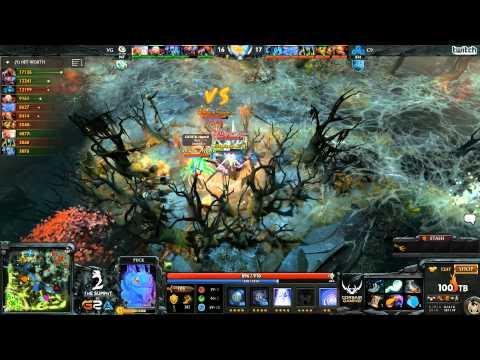 Cloud9 vs Vici - The Summit 2 Finals - G2