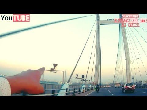 Vlog 01 || Stopped By Kolkata Police || Hugli Bridge || Kidderpore Bridge || KBI Vlogs ||