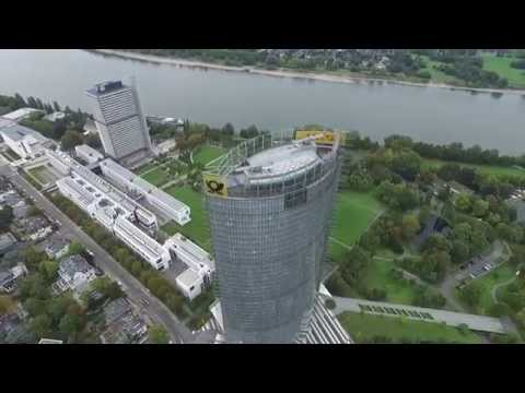 Der Post Tower in Bonn