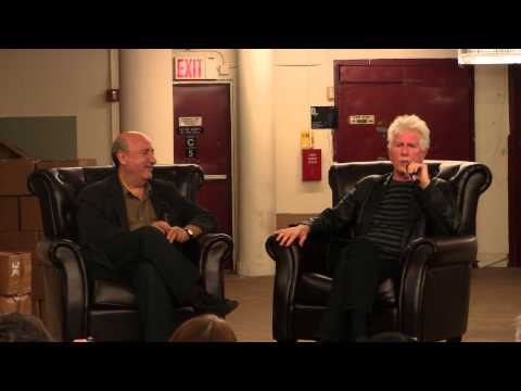Graham Nash shares life stories with Anthony DeCurtis