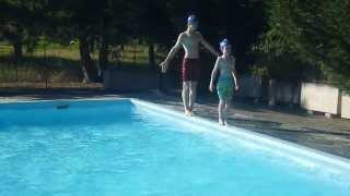 @ The pool, camping international touring, Sarre 2013
