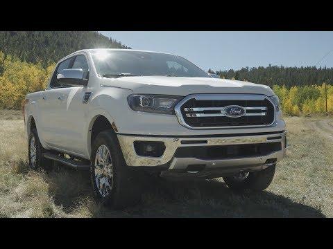 Ford Ranger Lariat | Oxford White