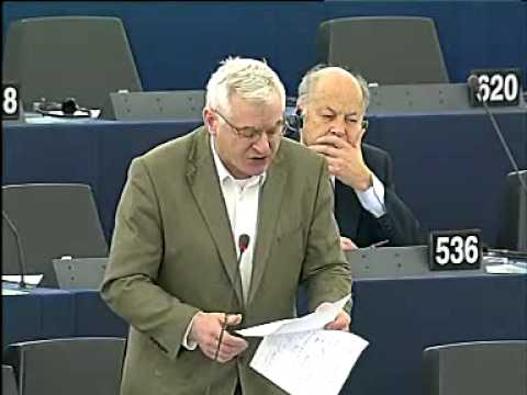 "Joe Higgins MEP challenges President José Barosso over EU/IMF ""bailout"" to Ireland (19-01-11)"