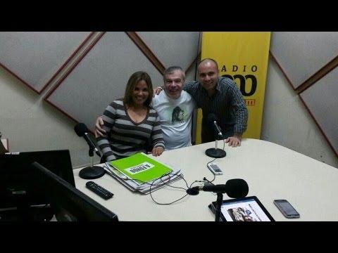 Manuel Bernardes en el programa (A Fondo) en Radio 1000 AM