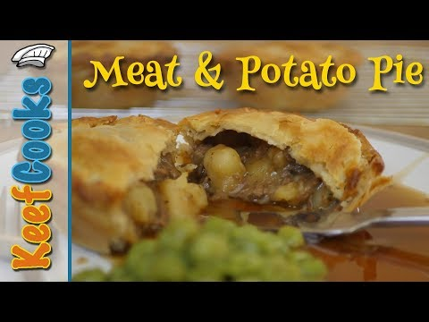 Meat And Potato Pie Hollands Meat Pie Review Youtube