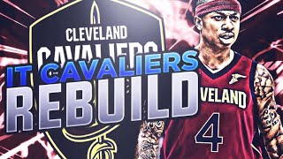 ISAIAH THOMAS TRADED TO THE CAVS!! CAVS REBUILD! NBA 2K17