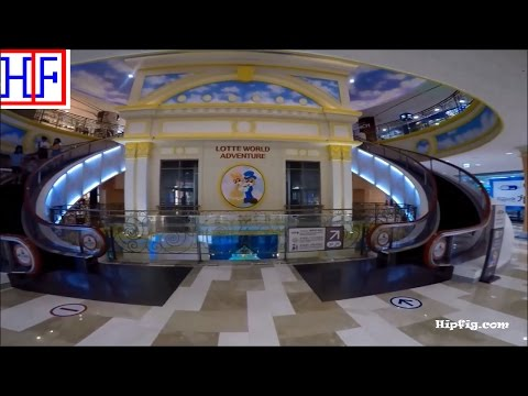 Seoul | Lotte World Adventure | Travel Guide | Episode# 7