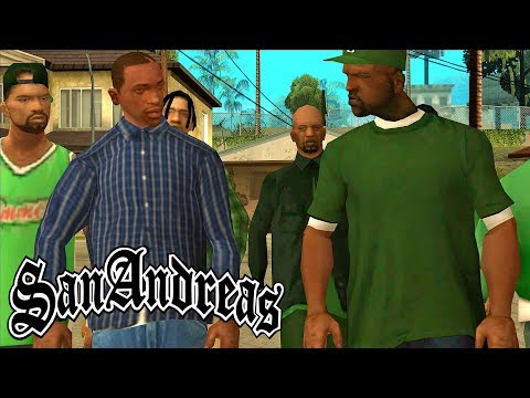 GTA: San Andreas - #1 - Los Santos - 60fps - No Commentary