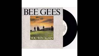 The Bee Gees -  You win again Cover by Albert