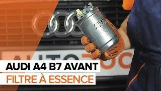 Réparation AUDI A4 par soi-même - voiture guide vidéo