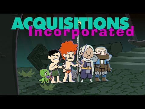 Acquisitions Incorporated Live - PAX South 2018