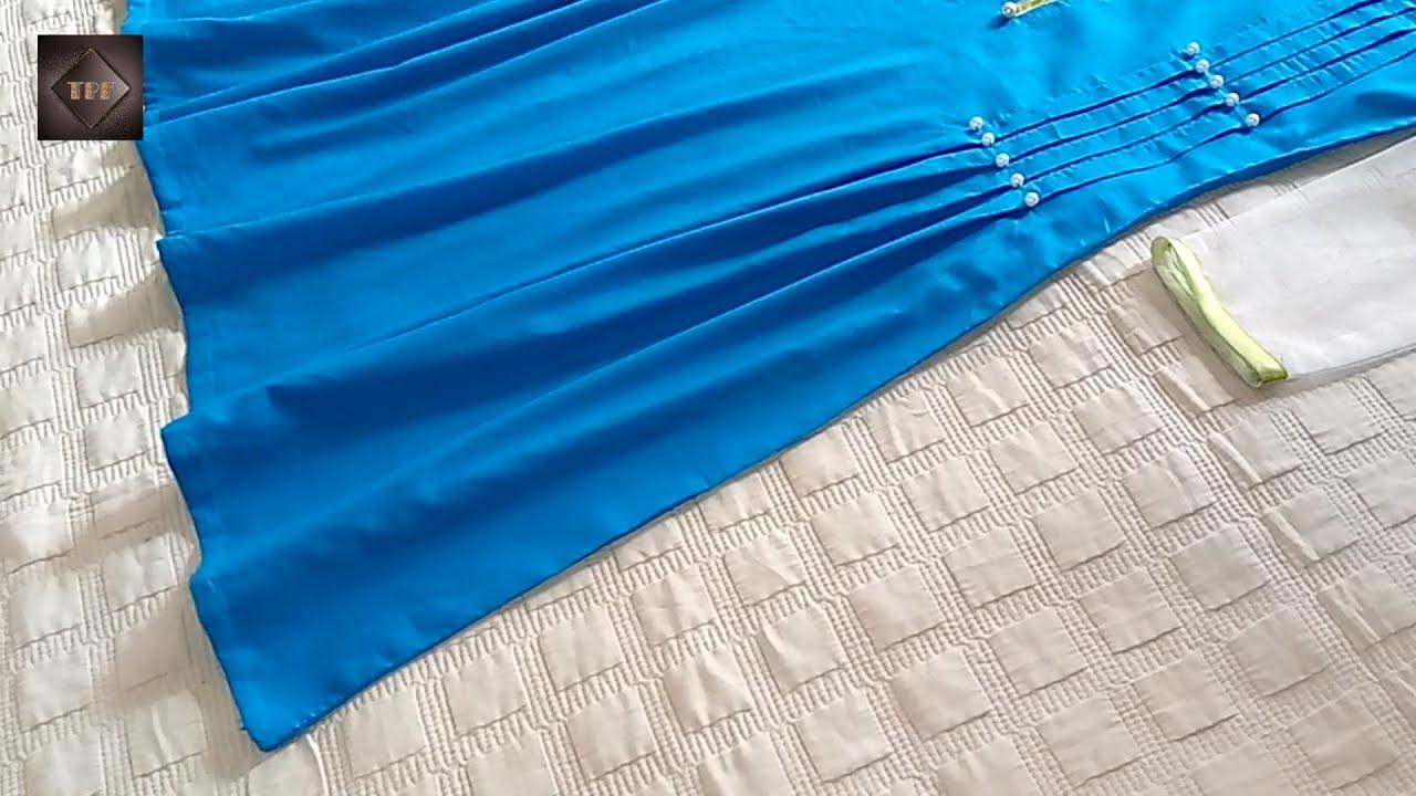 Download Kurti Design Cutting And Stitching | Frock Cutting And Stitching | Diy Cutting And Stitching
