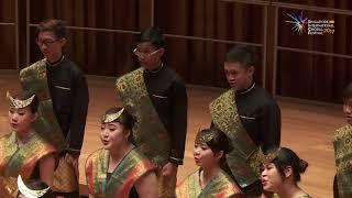 Soleram (Josu Elberdin) - St Louis High School Choir Indonesia