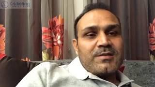 Virendra Sehwag Congratulates Nepal cricket team for getting ODI status