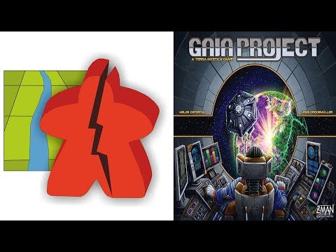 Gaia Project Review - The Broken Meeple