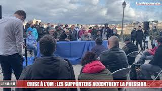 """Le 18:18 - """"Il va se retrouver face à tout Marseille"""": les supporters de l'OM accentuent la pression"""