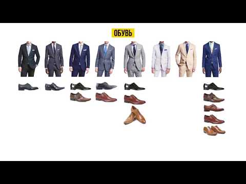 Как выбрать правильно обувь под костюм, это должен знать каждый мужчина