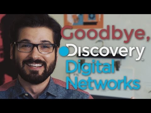 Goodbye, Discovery Digital Networks