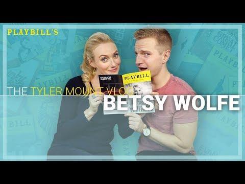Waitress' Betsy Wolfe   TYLER MOUNT
