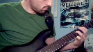 Megadeth - The Mechanix (cover)