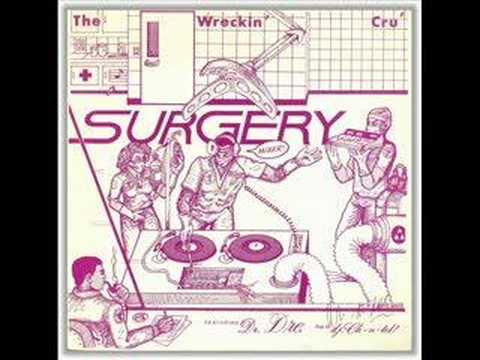 Surgery - World Class Wreckin' Cru