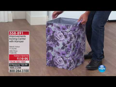 HSN | Laundry Room Solutions 08.04.2017 - 12 AM