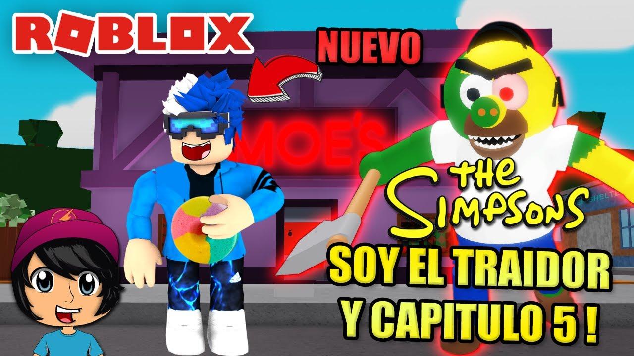 TRAIDOR EN LOS PIGGYSONS! CAPITULO 5 NUEVO! | Soy Blue | Piggysons Roblox Español