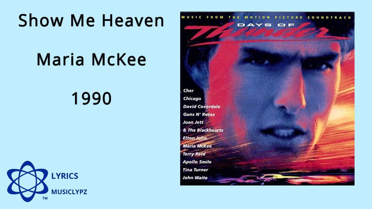 show me heaven maria mckee 1990 hq lyrics musiclypz youtube. Black Bedroom Furniture Sets. Home Design Ideas